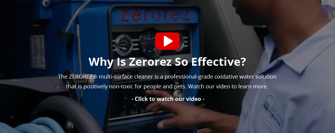 How does Zerorez Work Video Link