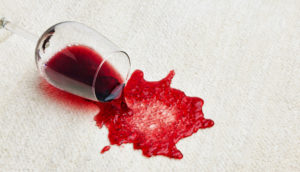 carpet protector red wine