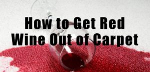red wine carpet stain removal irvine carpet cleaning