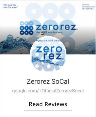 Google Reviews For Zerorez SoCal