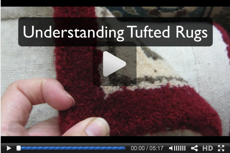 Understanding Tufted Rugs video