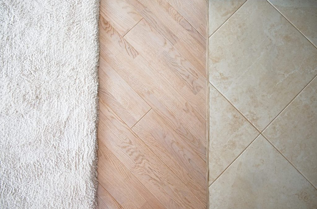 4 ways to select flooring materials