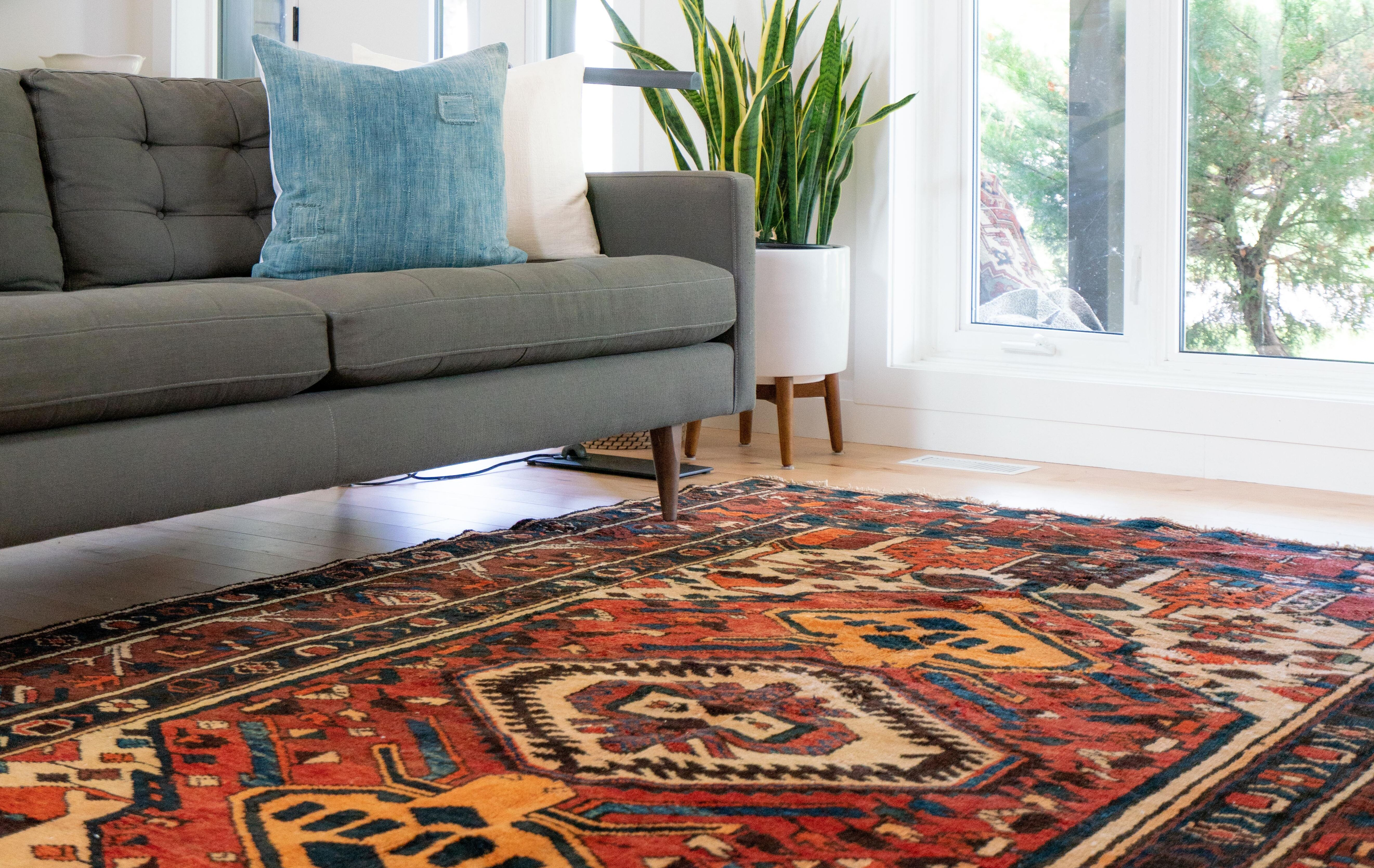 The Only Effective Way To Deep Clean An Area Rug Zerorez