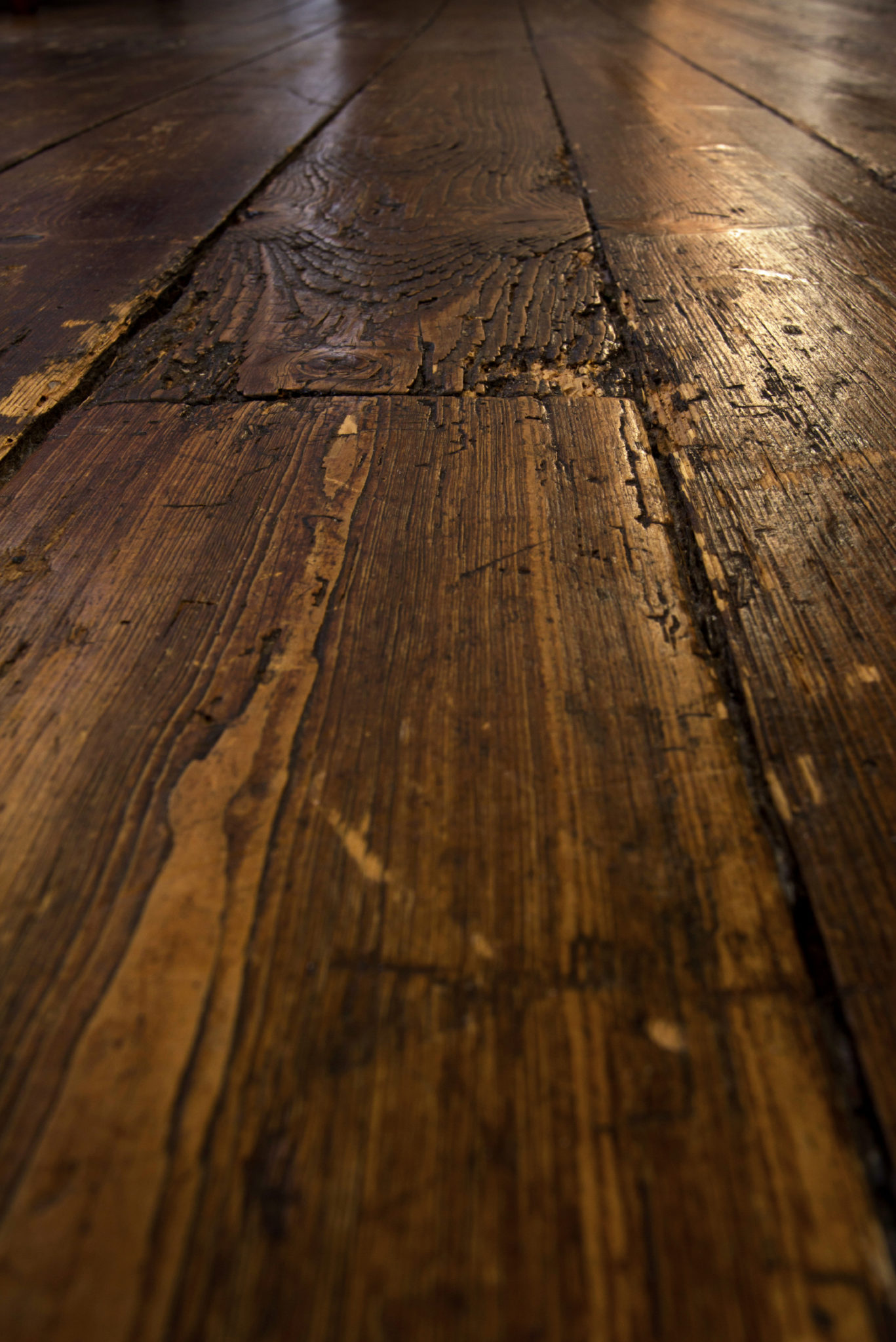 old wooden floorboards and the importance of sealers
