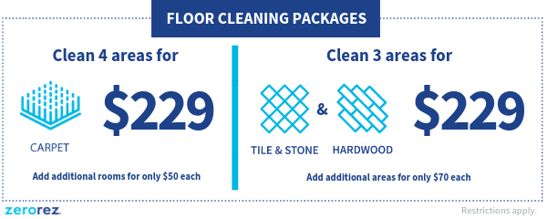 floor cleaning packages